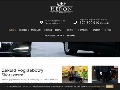 Heronpogrzeby.pl