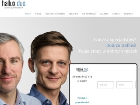 Halluxduo.pl