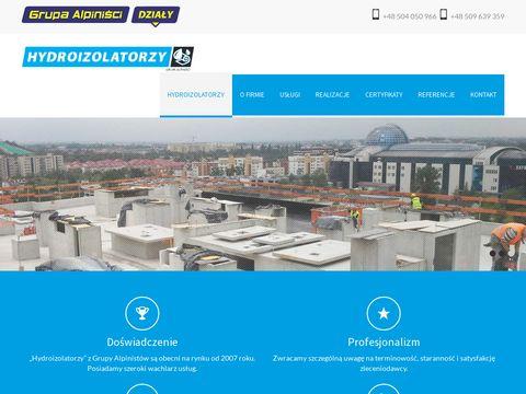 Hydroizolatorzy.com.pl balkonów