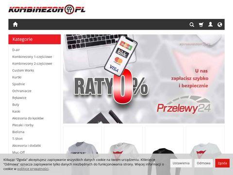 Kombinezon.pl motocyklowy