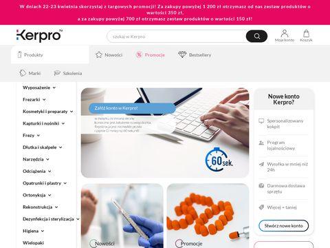 Kerpro.pl - kosmetyki do skóry suchej