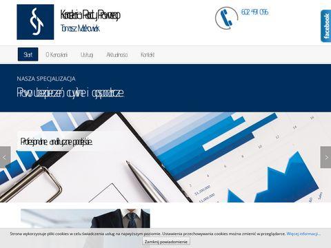 Kancelaria-mackowiak.pl radca prawny w Kaliszu