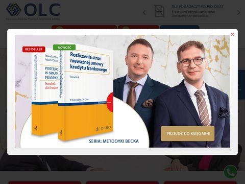 Kancelaria-olc.pl frankowicze