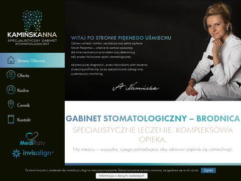 Kaminska.pro - protetyk Brodnica