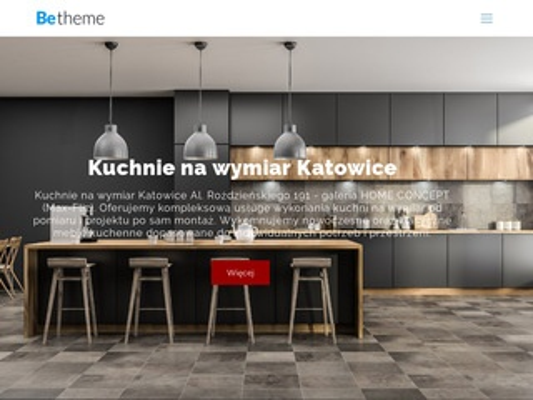 Kuchniesilesia.pl meble kuchenne Katowice