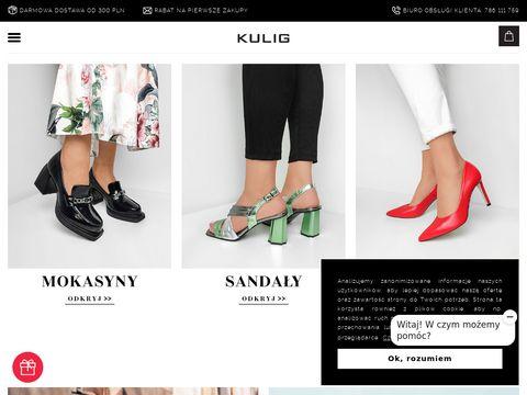 Kulig.pl buty
