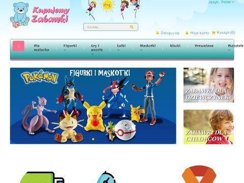 Kupujemyzabawki.pl dla dzieci