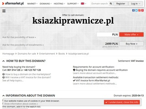 Ksiazkiprawnicze.pl