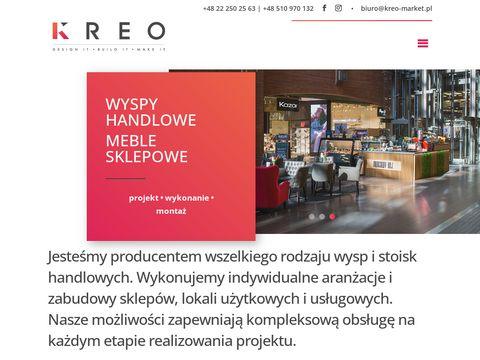 Kreo-market.p meble sklepowe