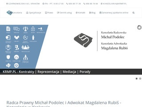 Krmp.pl - radca prawny Kraków
