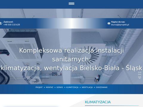 Jkprojekt.pl klimatyzacja Bielsko