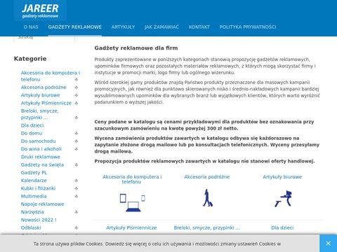 Jareer.pl gadżety reklamowe