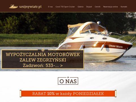 Unijnywiatr.pl wypożyczalnia