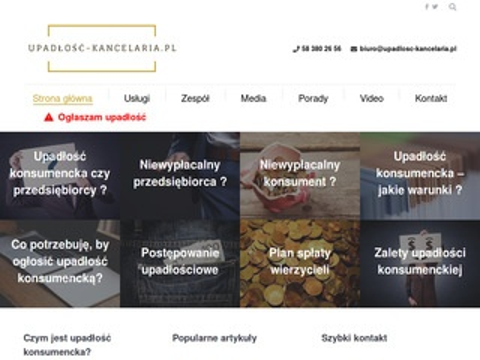 Upadlosc-kancelaria.pl konsumencka