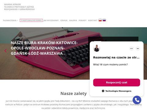 Tlumaczalnia.pl przysięgły