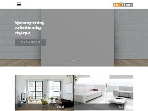 The-floor.pl podłoga z rdzeniem ceramicznym