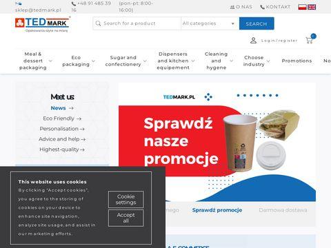 Tedmark.pl opakowania