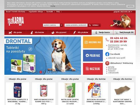 Telekarma.pl karma dla Myszek