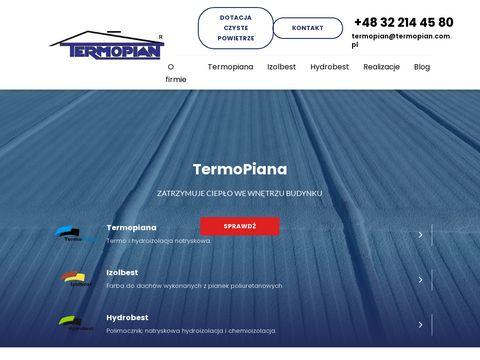Termopian.com.pl izolacje termiczne