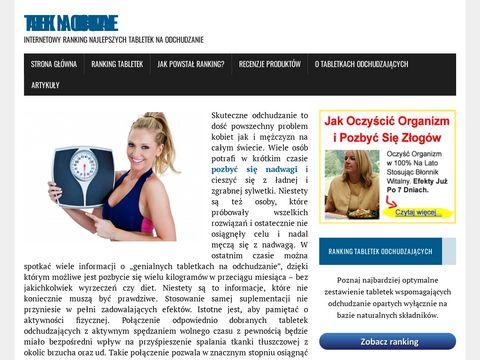 Tabletkinaodchudzanie.com.pl - odchudzanie