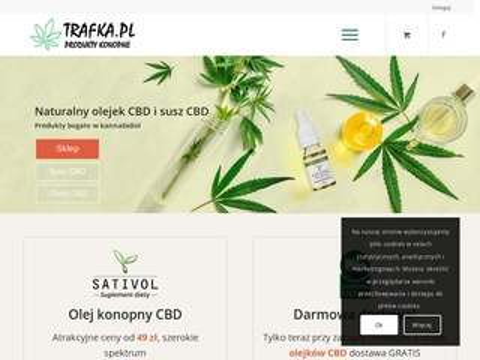 Trafka.pl produkty konopne
