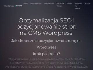 WordPress i Joomla
