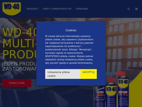 Wd40.pl preparat do czyszczenia roweru