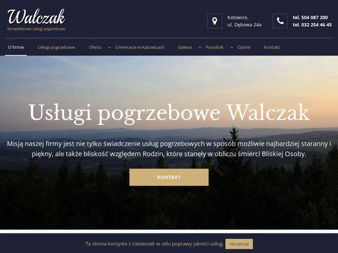 Walczakpogrzeby.pl zakład
