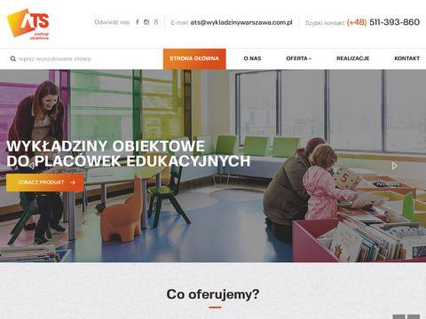 Wykladzinywarszawa.com.pl montaż