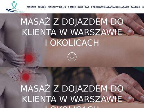 Vitamasaz.pl Warszawa