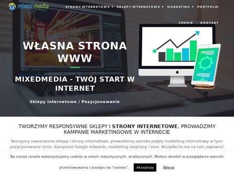 Webstart.com.pl tworzenie stron www