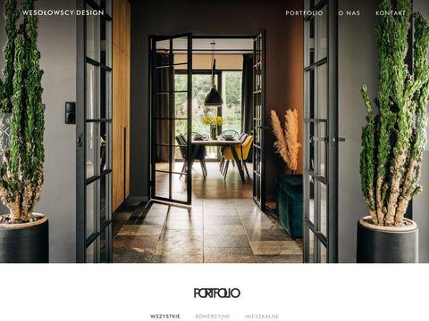 Wesolowscy-design.pl projektowanie Łódź