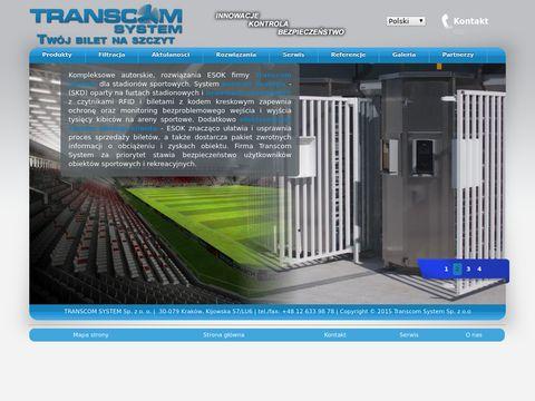Transcom System