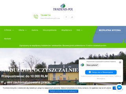 Traidenis-pol.com zbiorniki
