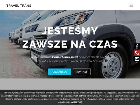 Travel-trans.pl przewóz osób Poznań