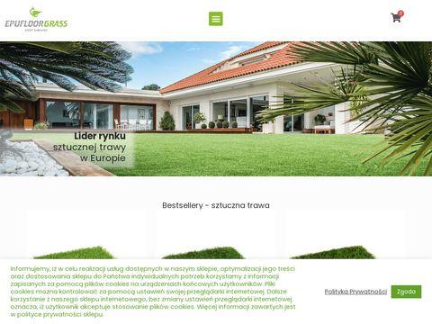 Trawa-krajobrazowa.pl - sztuczna trawa