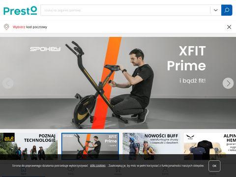 Trenujesz.pl sprzęt sportowy