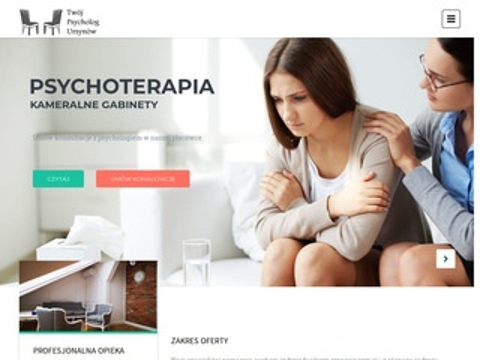 Twojpsychologursynow.pl - poradnia