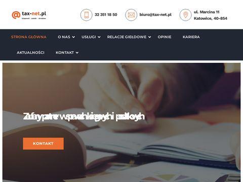 Tax-net.pl biuro księgowość w Katowicach