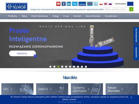 Telmor.pl producent urządzeń teletechnicznych