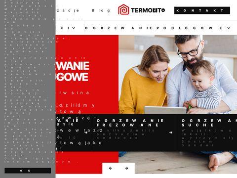 Termolit.pl wylewki Wrocław na podłogówkę