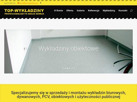 Wykładziny Warszawa. Wykładziny biurowe