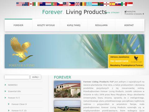 Uroda-aloes.pl Forever Living