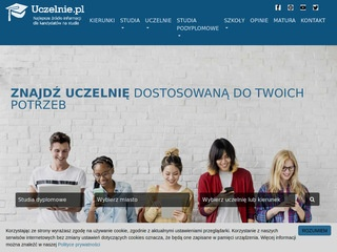 Uczelniekrakow.uczelnie.pl