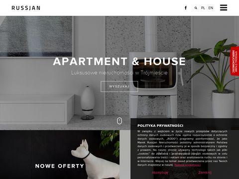 Russjan.com apartment & house