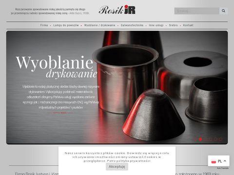 Rosik.pl lampy do powozów