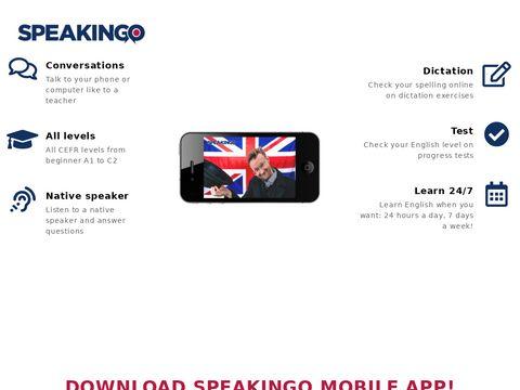 Speakingo.pl metoda callana