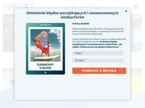Surfski.pl szkoła windsurfingu