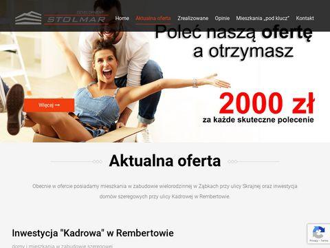 Stolmardevelompent.pl mieszkania bezczynszowe