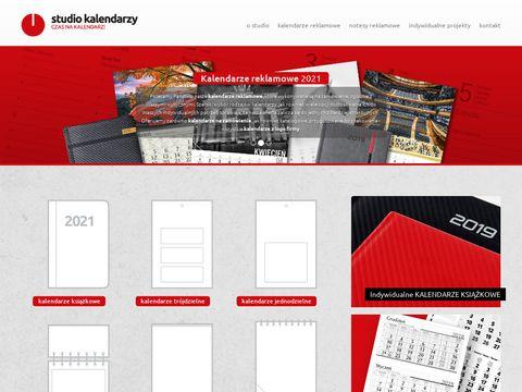 StudioKalendarzy.pl kalendarze reklamowe